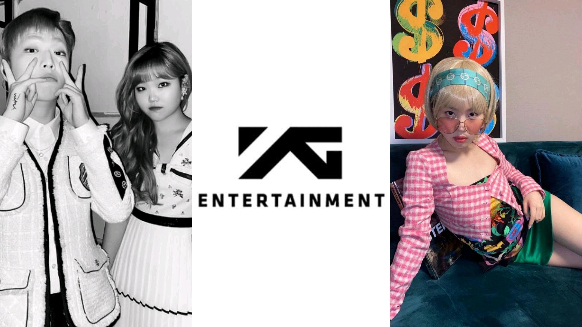乐童音乐家新专辑邀请李仙姬IU复仇屠榜,YG闷声干大事要发财了