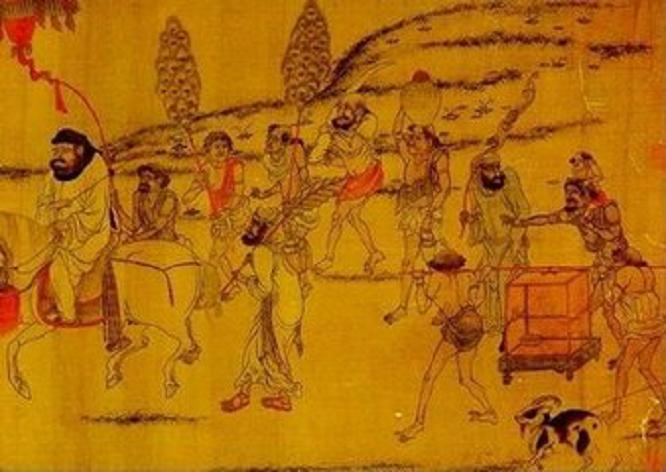 """聊一聊""""大唐水果""""的那些事儿,千年前的唐朝可以吃到什么水果"""