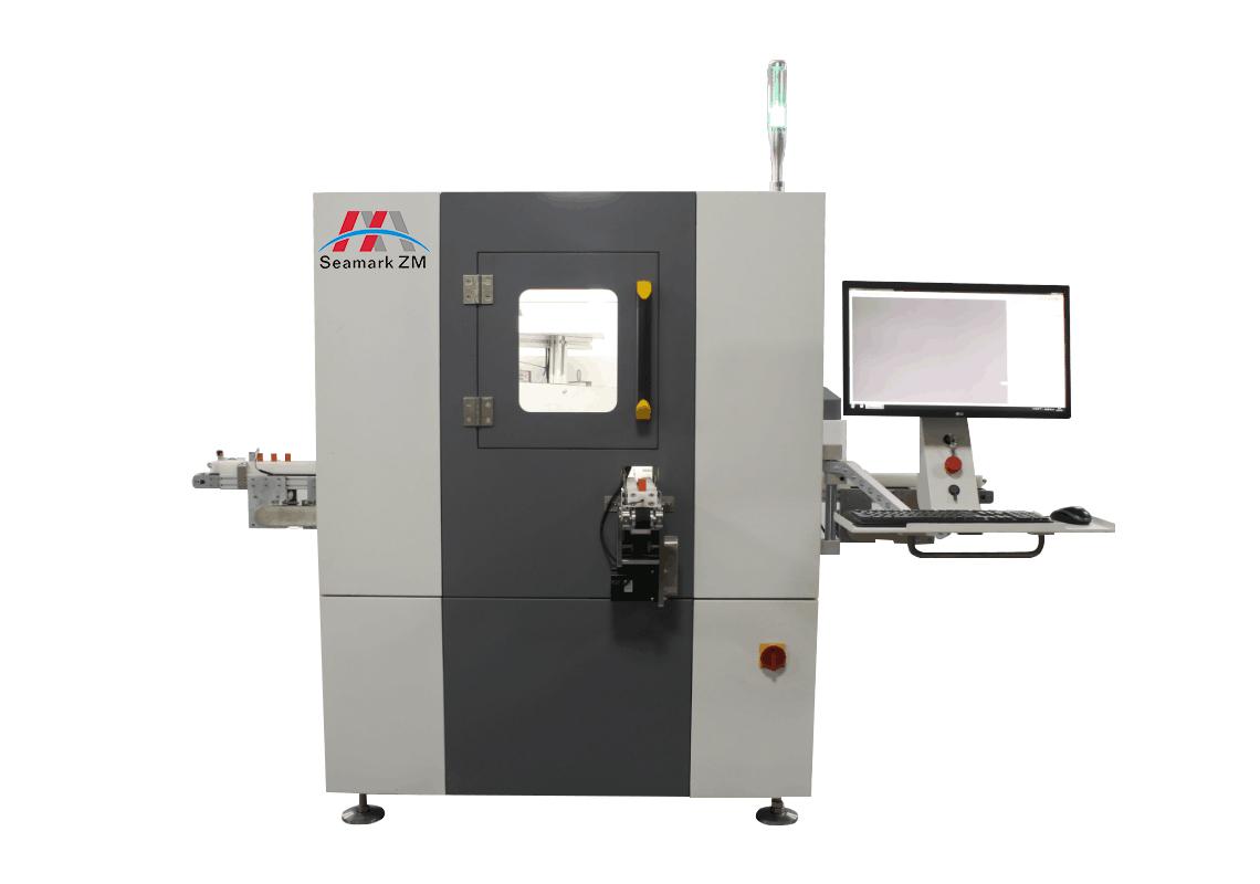 工业X光设备内部缺点无损检测方法