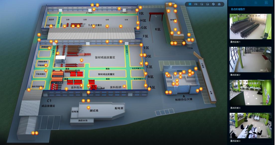全球领先:览讯科技聚力打造冷却塔智慧云生态