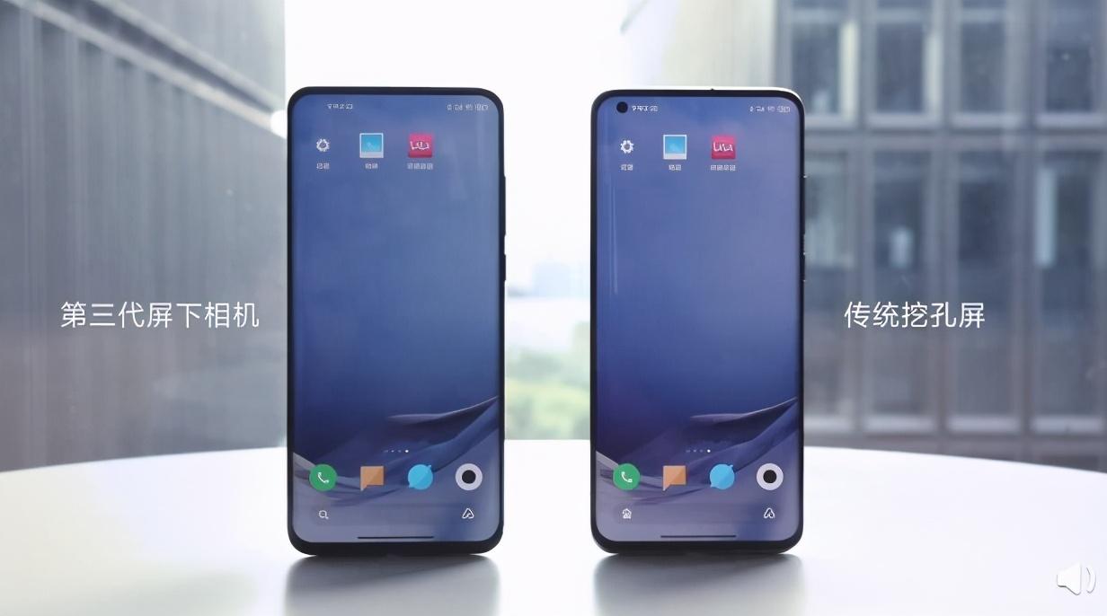 小米没戏!中兴放话:现在到明年上半年,中兴手机独占屏下镜头