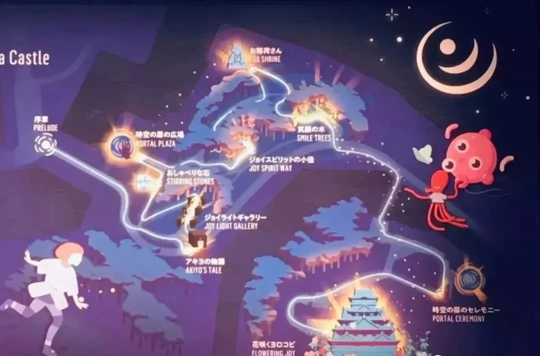 国外经典案例:有主题的夜游才具有真正的吸引力