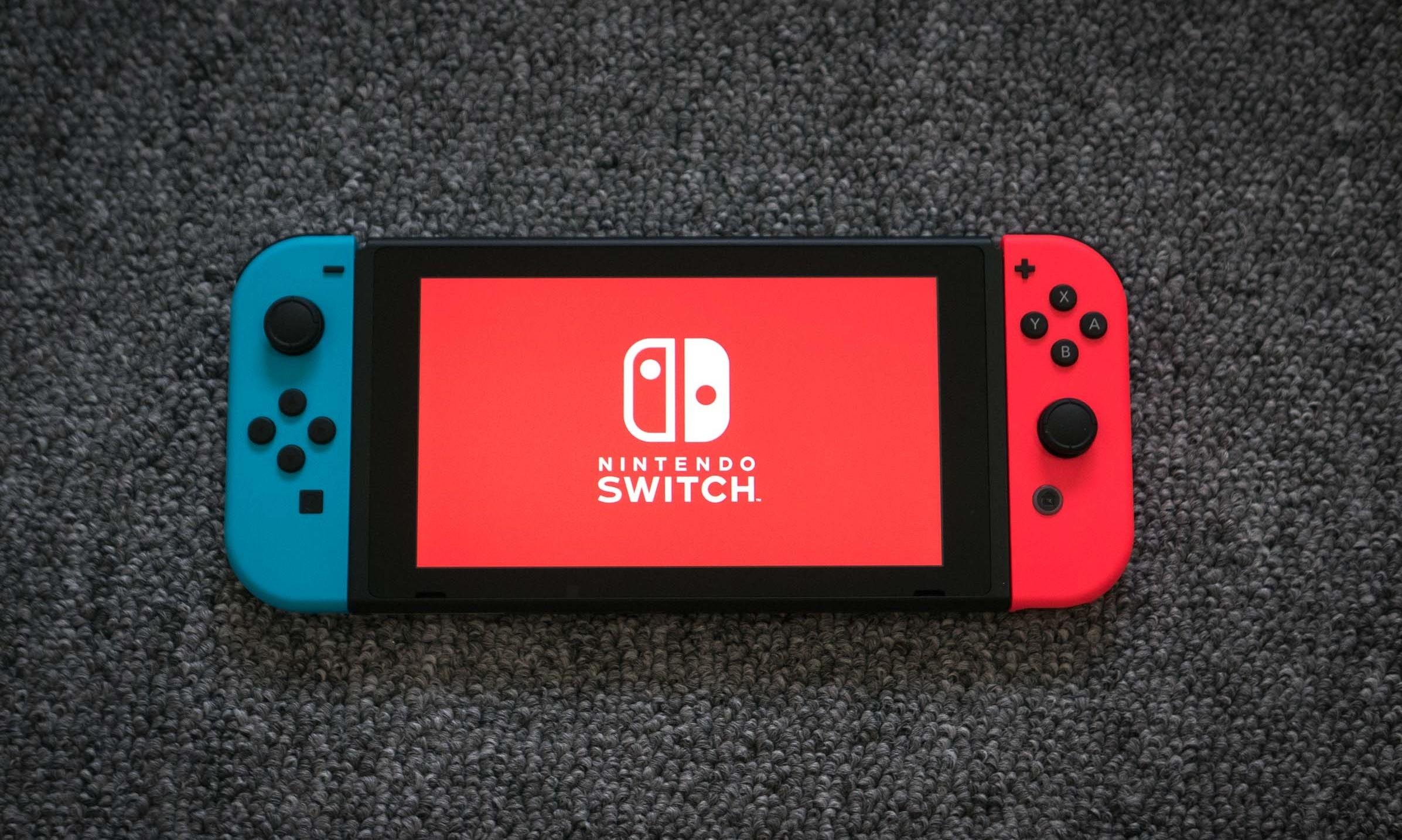 增强版Switch要来了?任天堂新品曝光:对抗索尼PS5