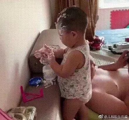 儿童迷幻行为大赏:当妈还敢有洁癖!为什么孩子越脏越爽?