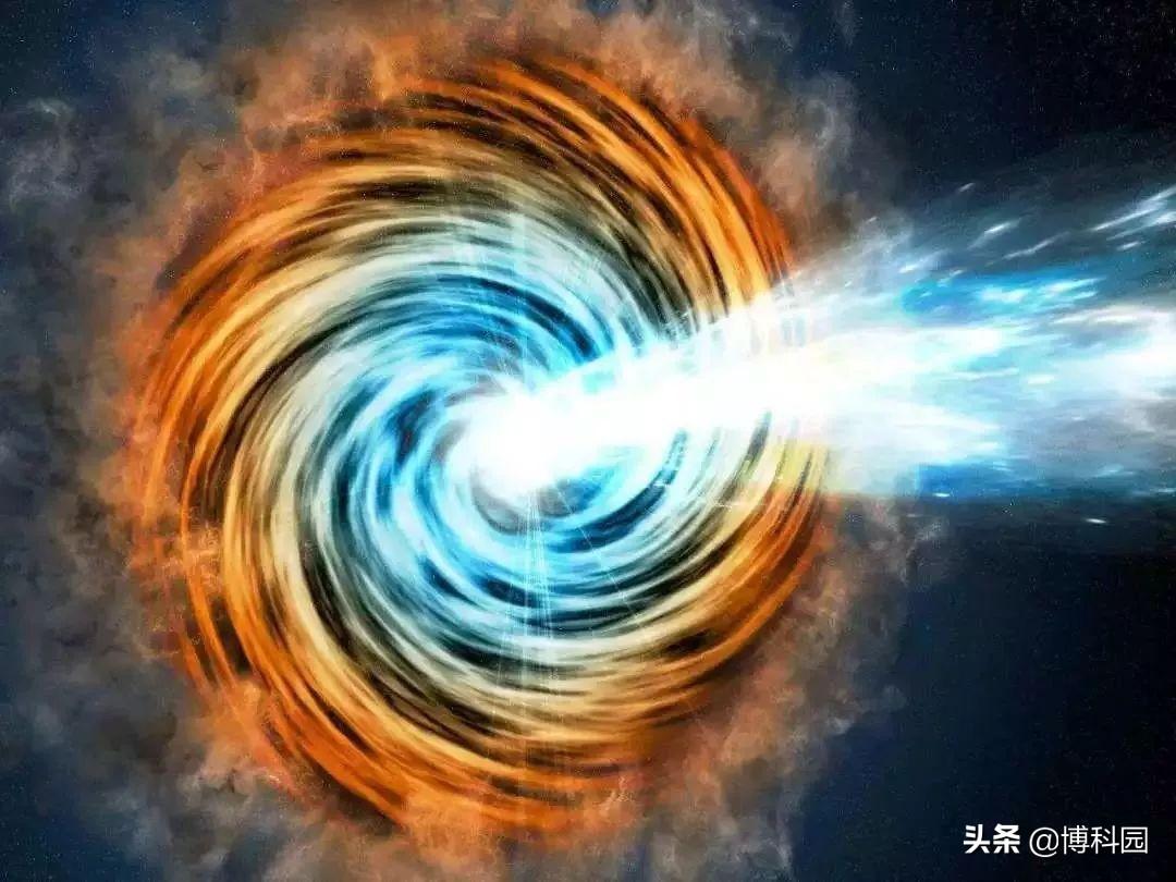 地球周围的反物质之谜,竟然与脉冲星,释放的伽马射线有关