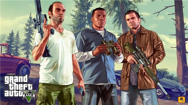 《GTA6》剧情首曝光,R星确认不会让玩家等待太久