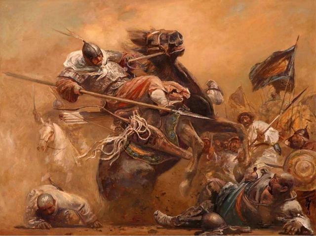 """古代让人头疼的""""匈奴"""",是现今我国哪个民族?"""