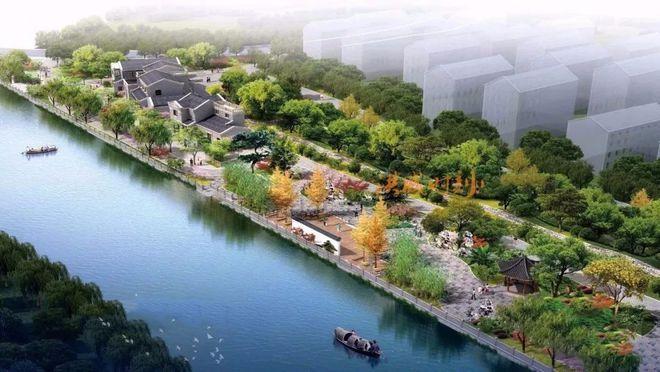 大手笔!与嘉福新天地环伺为邻,抚河故道湿地公园开工时间定了