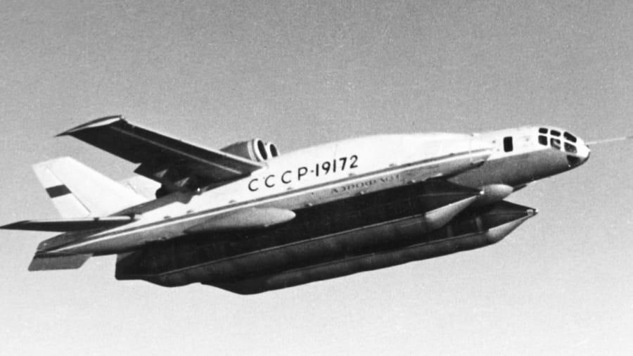从未真正起飞的苏联飞人