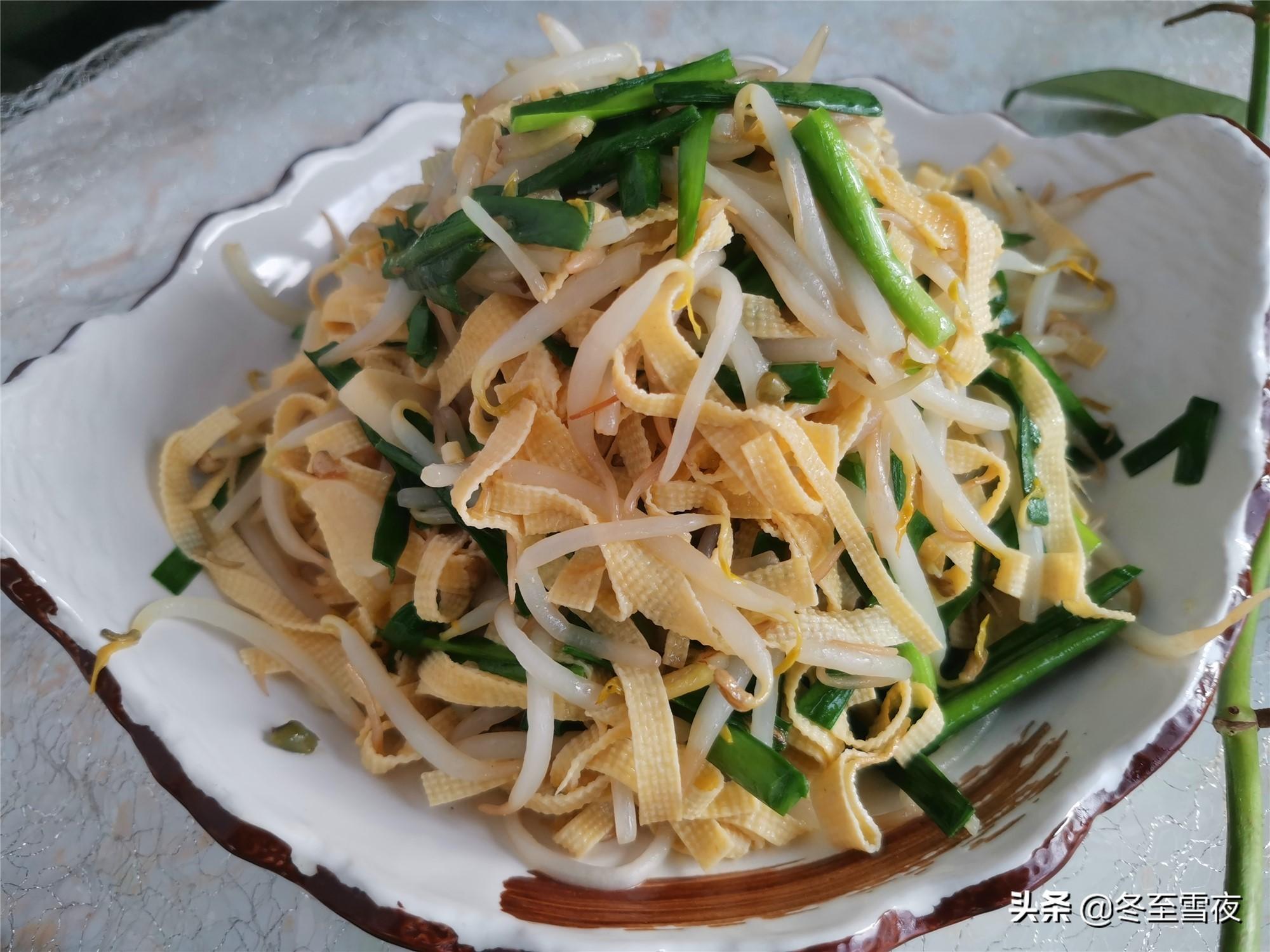 12道韭菜的做法,鲜香味美,鲜味十足 美食做法 第8张