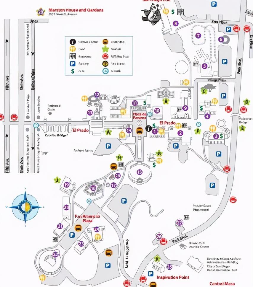 巴尔博亚公园最全攻略吃喝玩乐