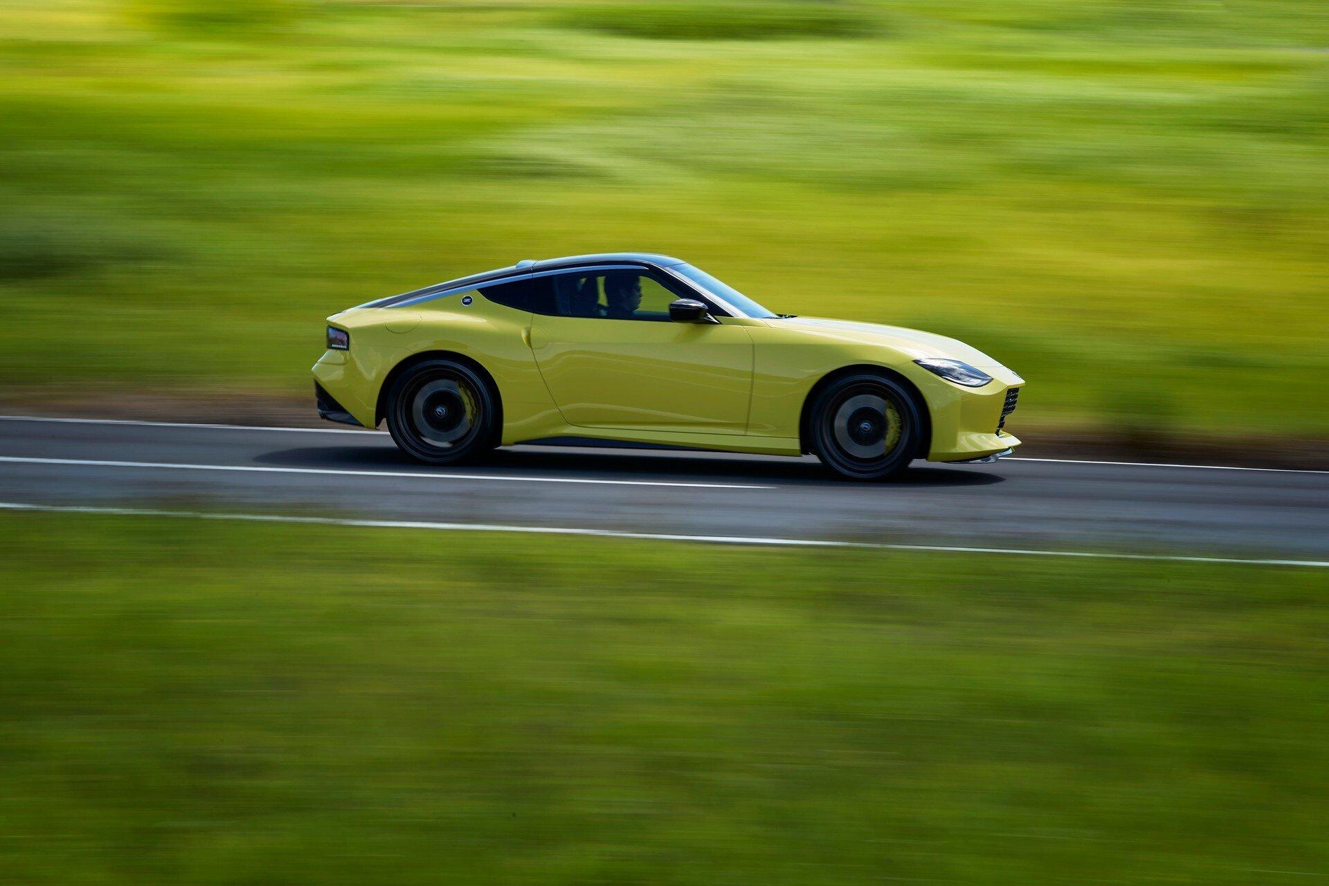 日产400Z运动轿跑专利图像公开,延续Proto Z的风格
