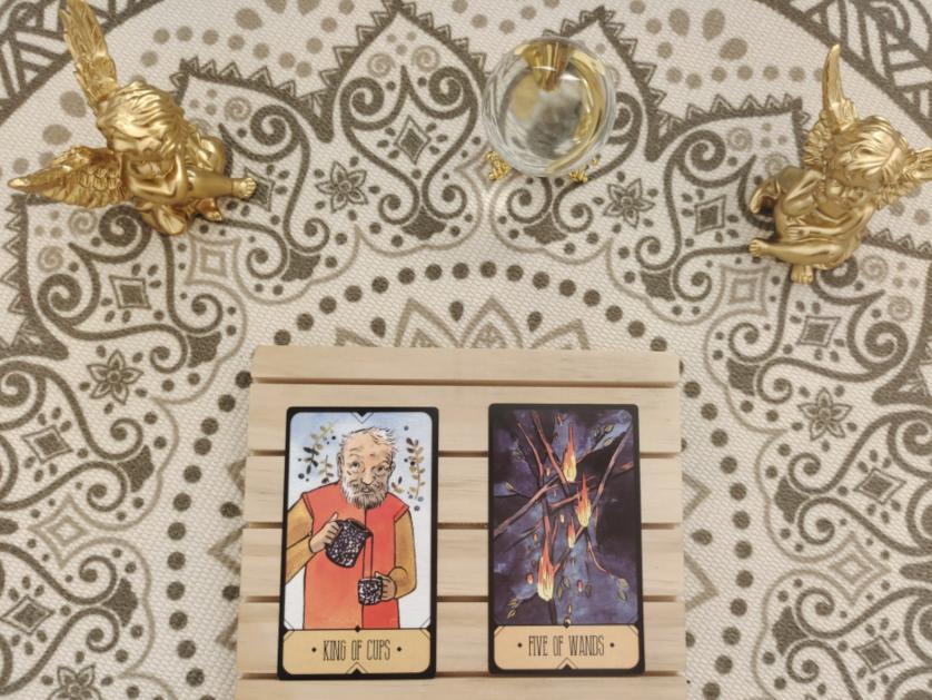 塔罗狮子座7月爱情运势:无法原谅的隐瞒