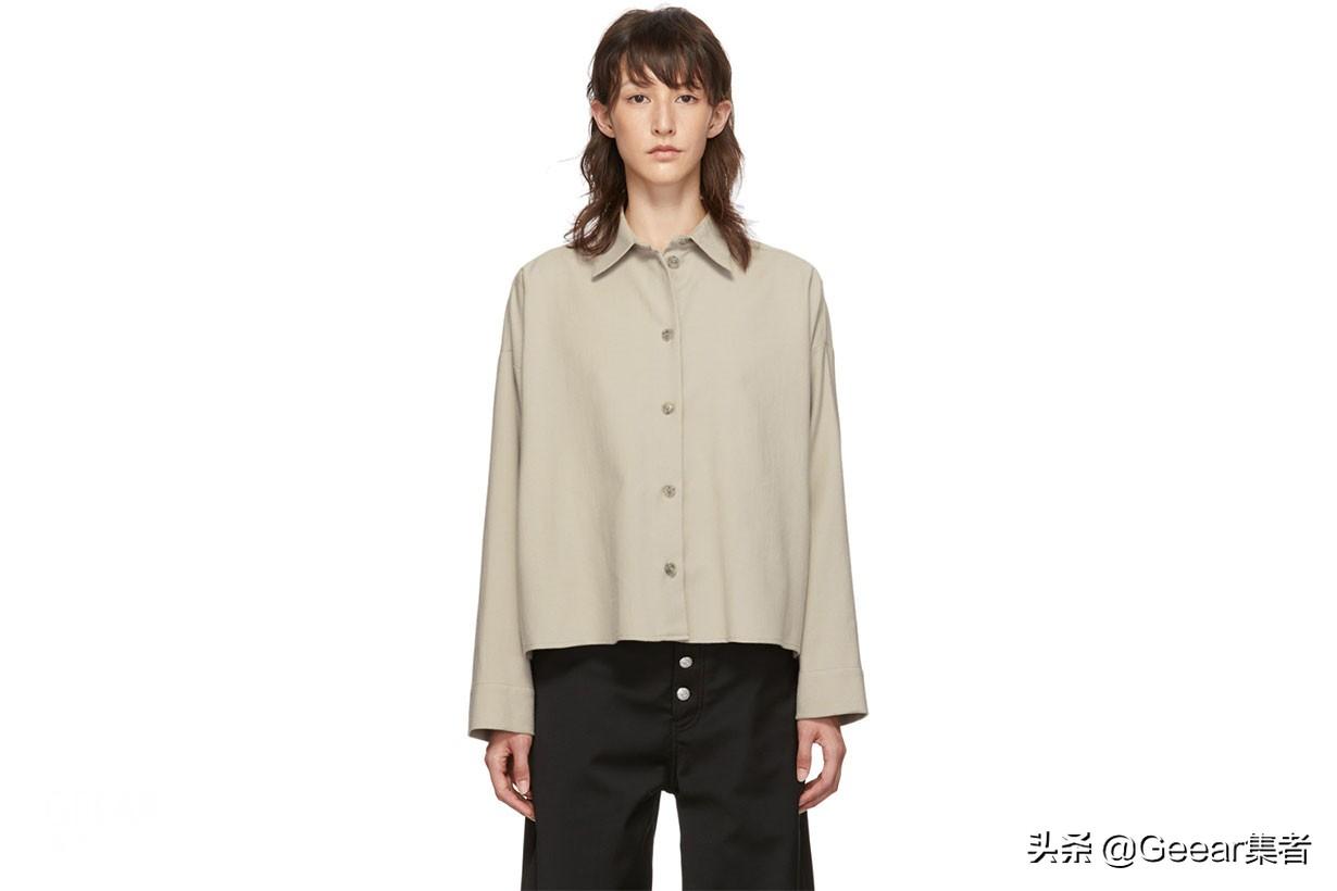 灰色、米白色的人气也不及它!坯布色就是今季时尚高级感的代名词