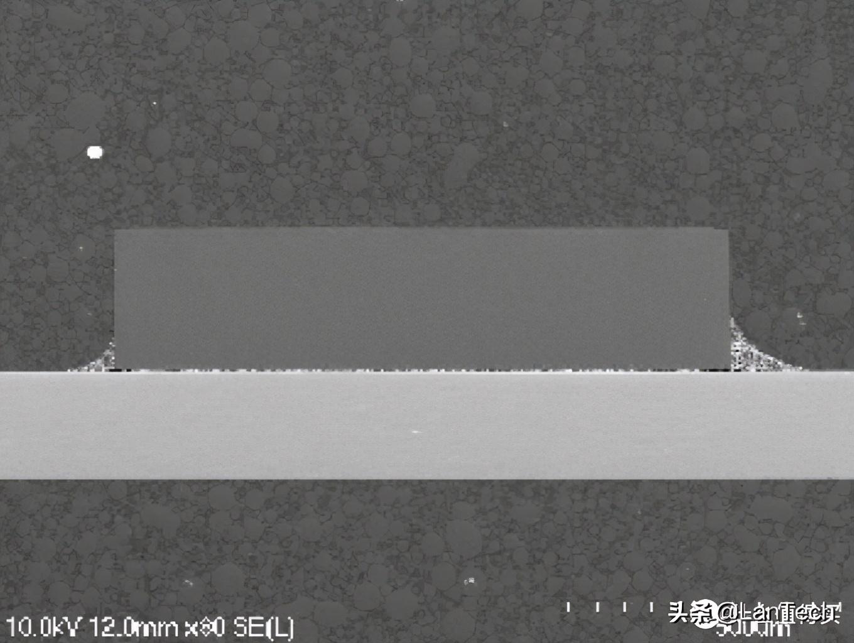 晶片裡面長啥樣?掃描電子顯微鏡放大10000倍告訴你