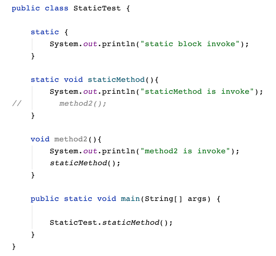 一篇文章带你全面认识 static 关键字