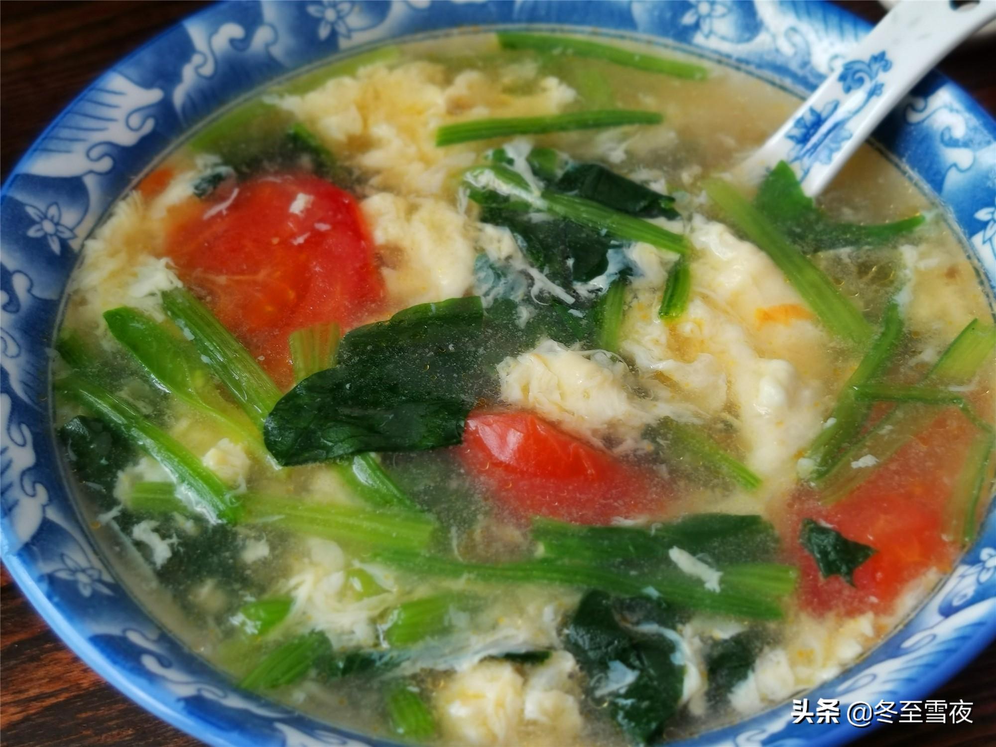 春菠菜做法,鲜嫩味美,祛春燥 美食做法 第6张