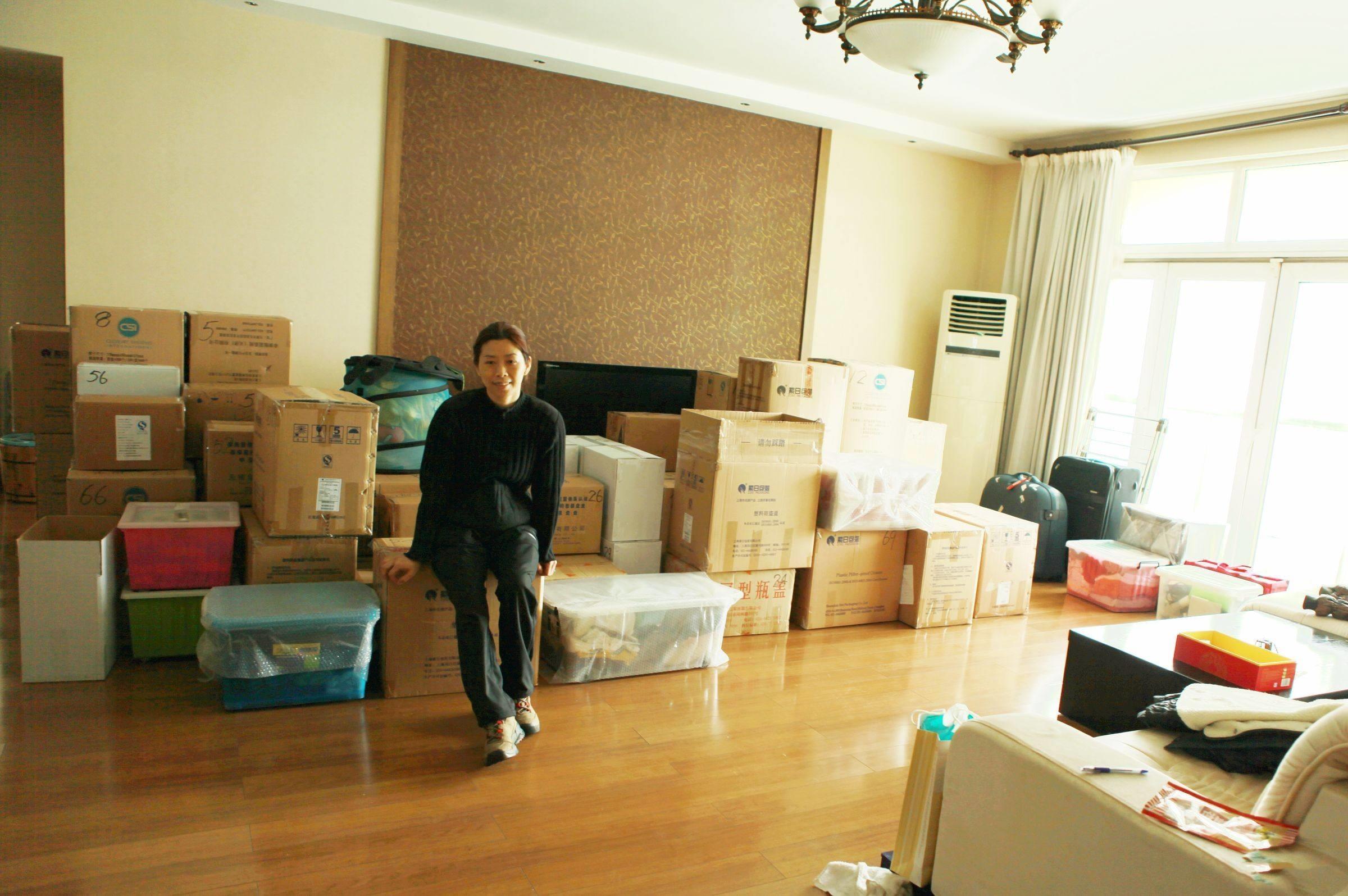 搬家按照这六个步骤做,少走弯路,少花钱