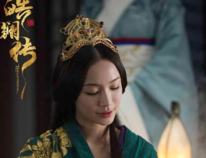 """《骊歌行》傅音是被造型""""封印""""了美貌吗?皓镧传中她明明很惊艳"""
