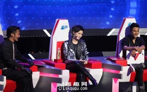 李宇春和谢霆锋,一个眼神秒懂的神交友情