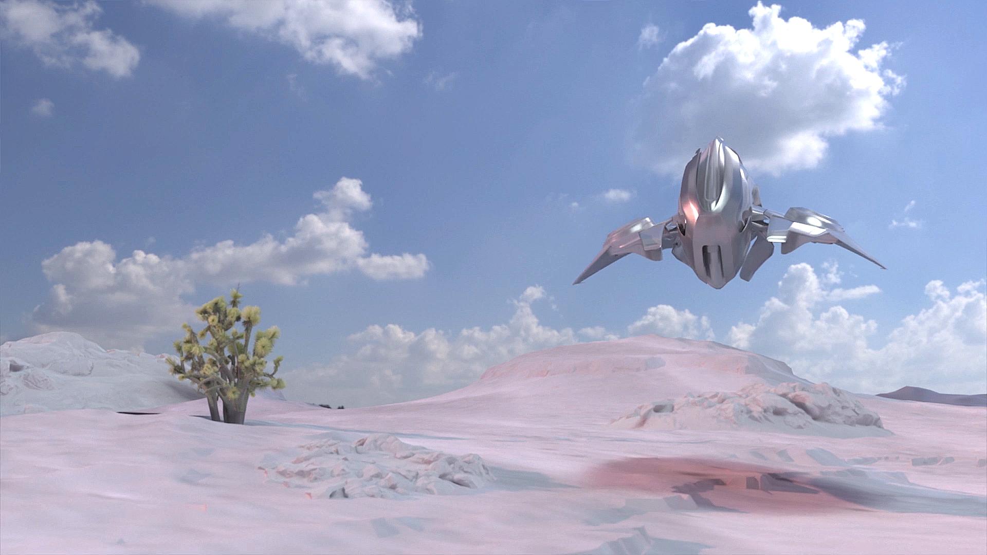 国内首场鞋履CG虚拟秀场 百丽这次玩了一波大的