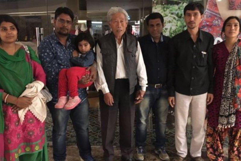滞留印度54年的中国老兵,因迷路误入印度,无奈在印度娶妻生子