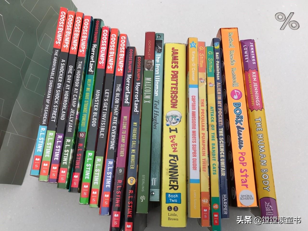 二年级男生,中文书推荐