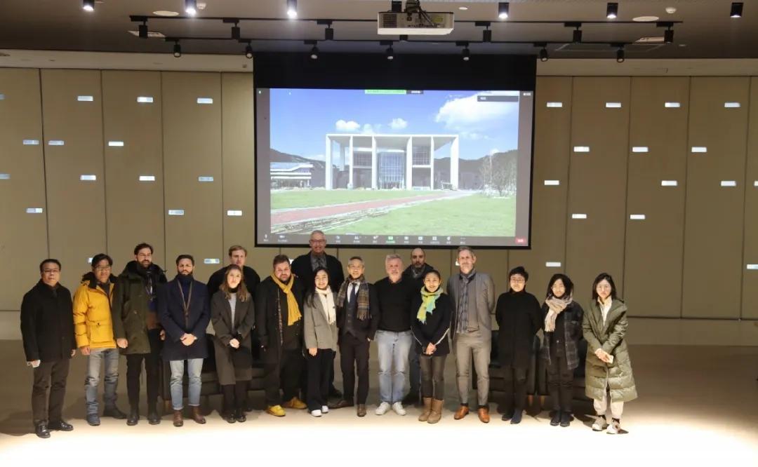 揭秘葛和凯楼丨2020年建筑与设计教育研讨会今日举行