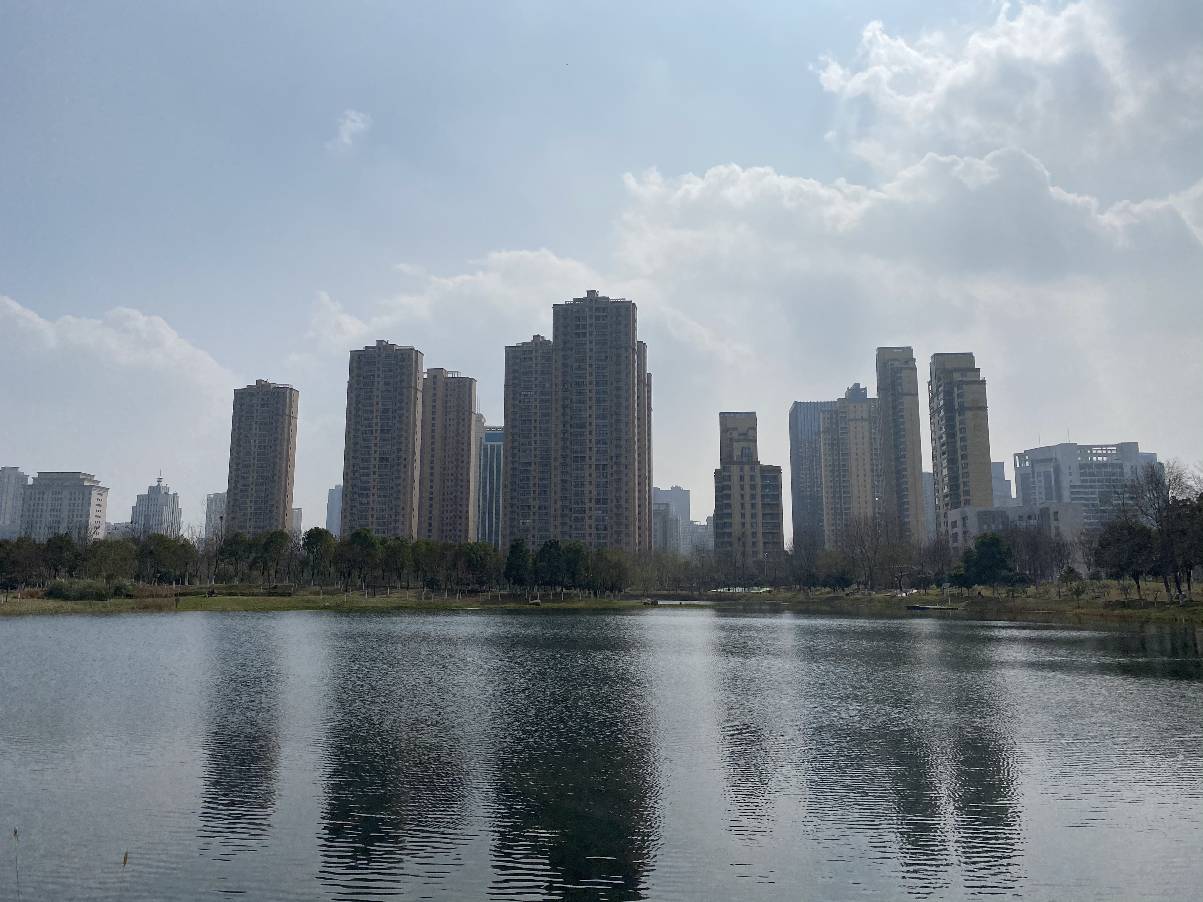 武汉新房去化速度加快。|2021-3-26武汉楼市早报 