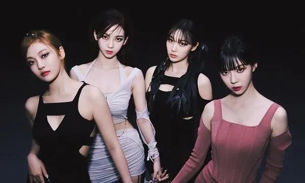 aespa新专涉嫌抄袭?;《Girls Planet 999》中国派生组合诞生?