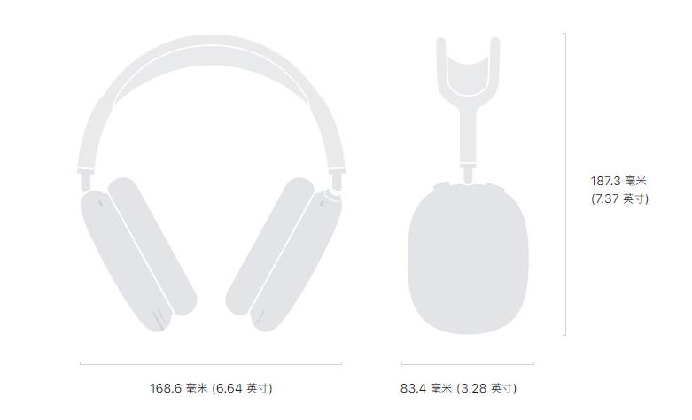 一文看懂苹果新品AirPodsMax:4399元!没有充电头