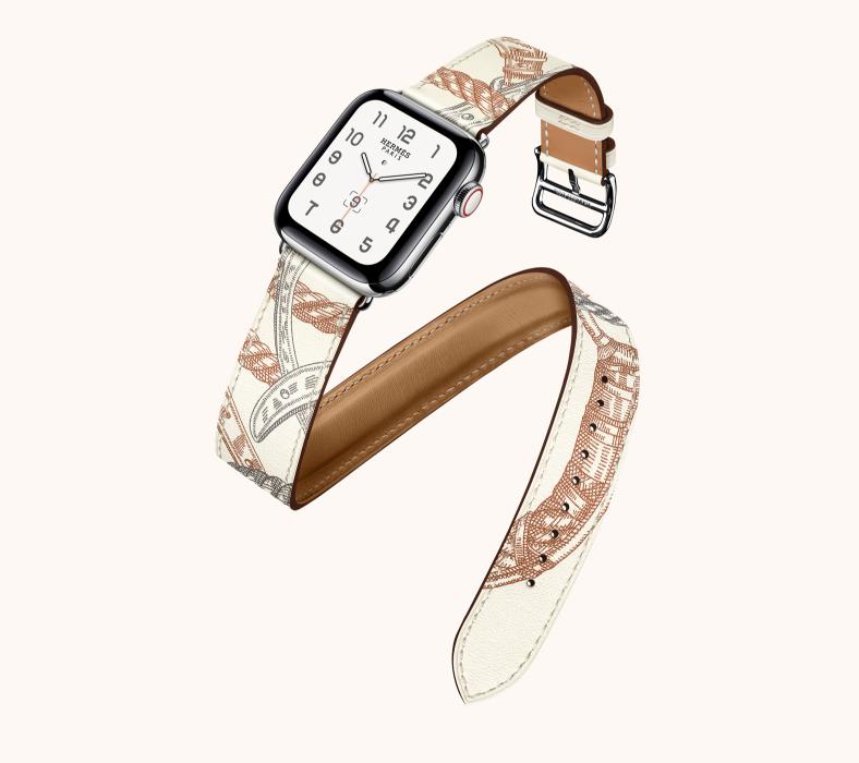 联名鞋hermes!苹果手表上架20尾款表链