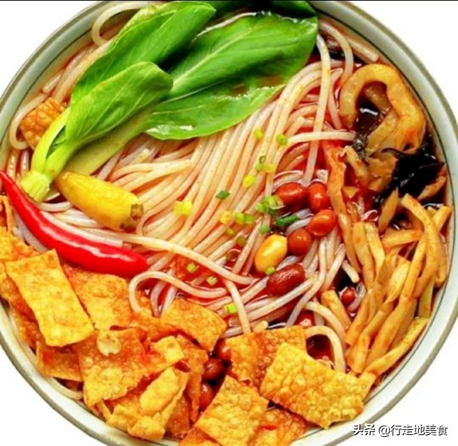 正宗柳州螺蛳粉,汤料制作及香料配方 各地小吃 第1张
