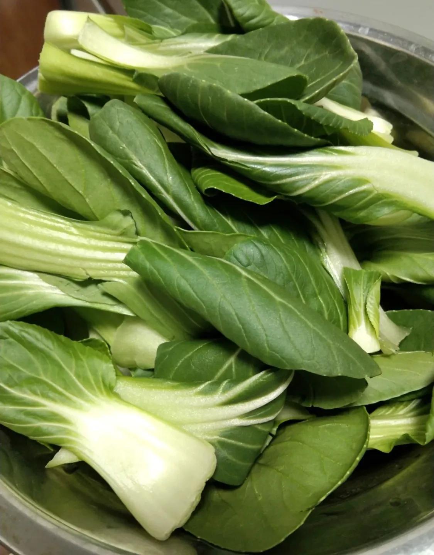最普通的家常菜:香菇油菜(建议收藏) 美食做法 第1张