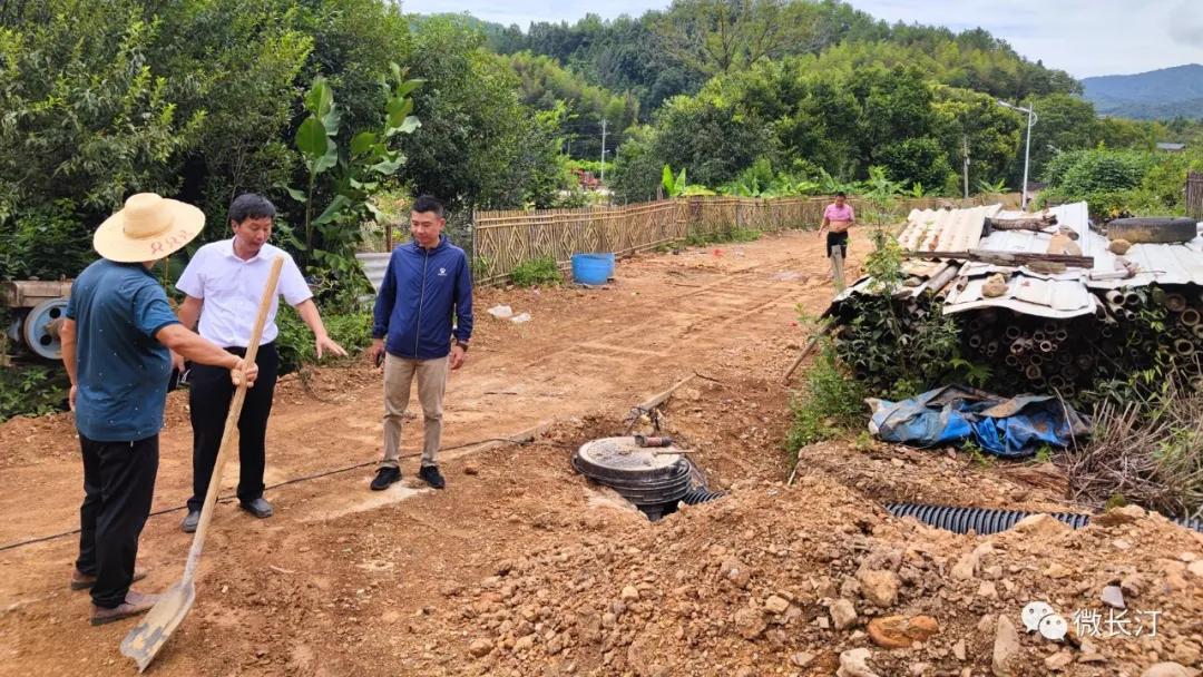 黄色抖阴下载县四都镇上蕉村:基础设施升级 打造宜居宜业美丽乡村