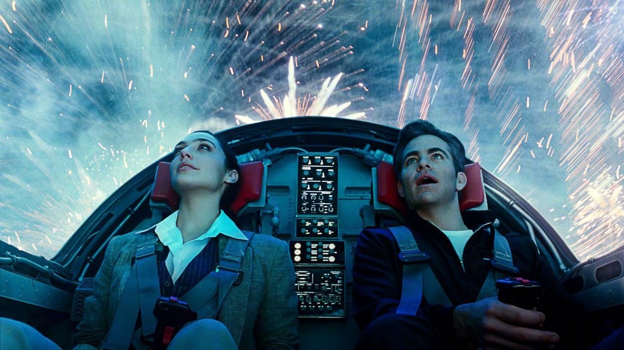 神奇女侠1984内地定档,提前北美7天上映,女神片酬涨33倍