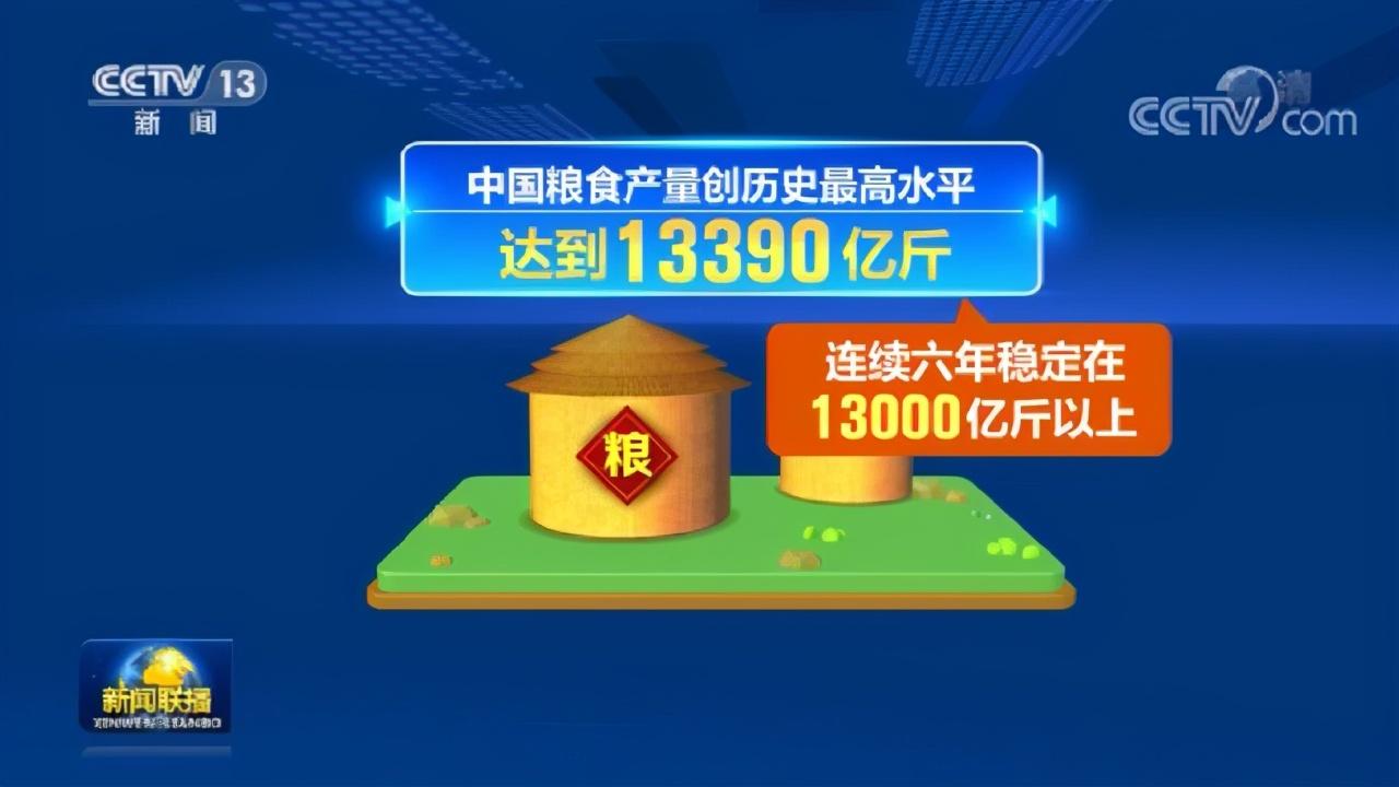 「在习近平新时代中国特色社会主义思想指引下」端牢14亿中国人的饭碗