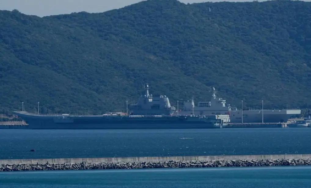 运-20、航母、两攻和055齐聚南海 真的是巧合吗?
