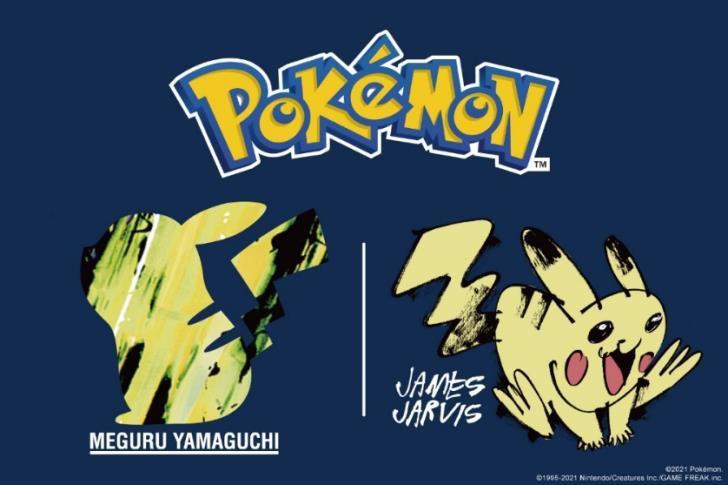 优衣库携手艺术家推出Pokémon宝可梦系列合作款UT并将于8月20日发售