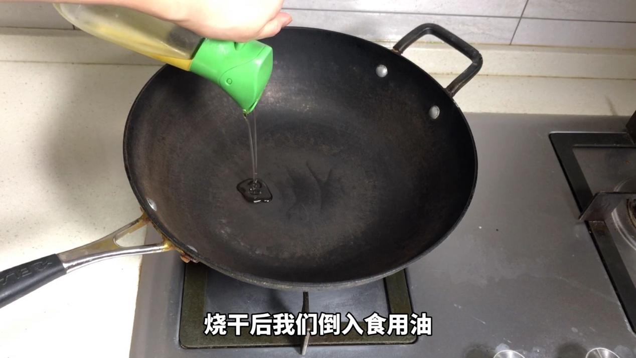 铁锅永不生锈秘诀白醋(已经生锈的锅怎么除锈)