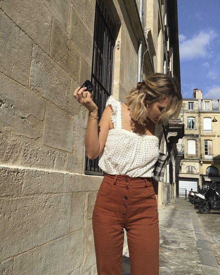 夏天的法式穿搭是怎样的?法国女人靠这8件单品不费力穿出时髦感