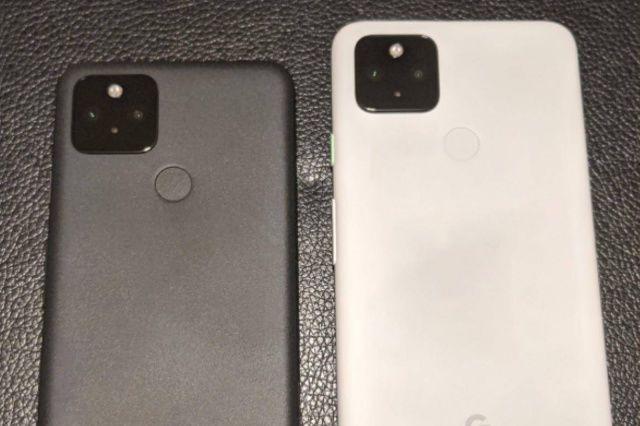 Google Pixel5、Pixel4a 5G真机曝出
