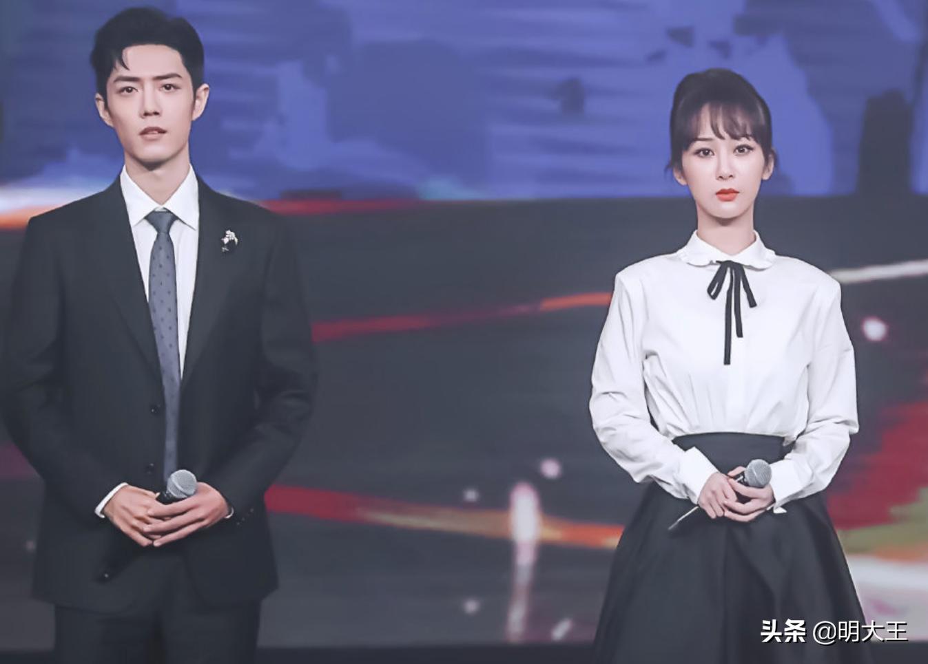 2020微博之夜,肖战和杨紫的诗朗诵、韩红的一份名单备受瞩目