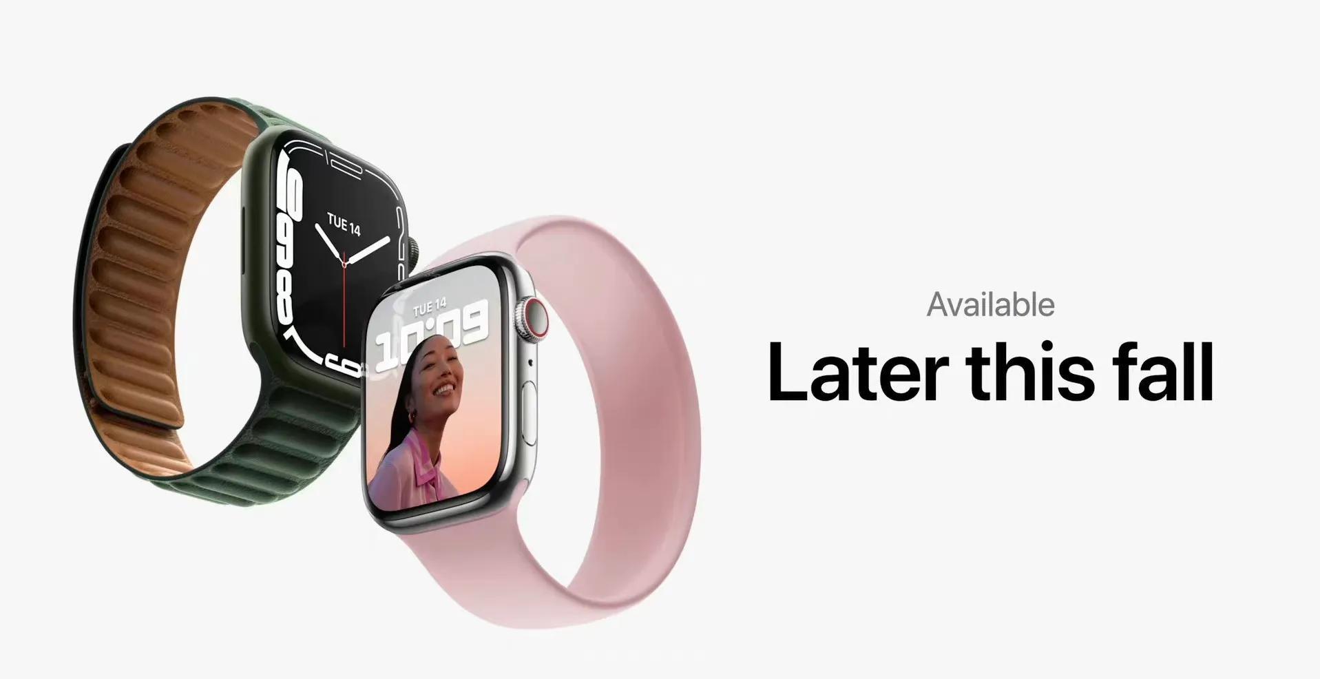 Apple发布会Apple watch S7你们打算买吗?