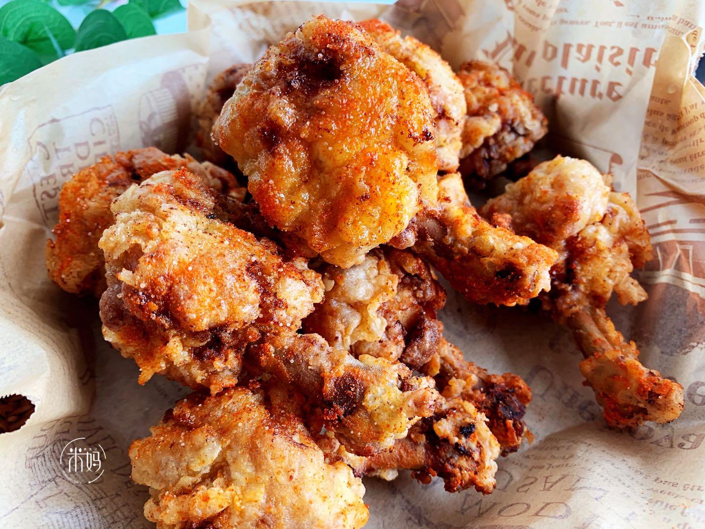 鸡翅根最好吃的做法,简单三步就搞定,酥香诱人,孩子抢着吃