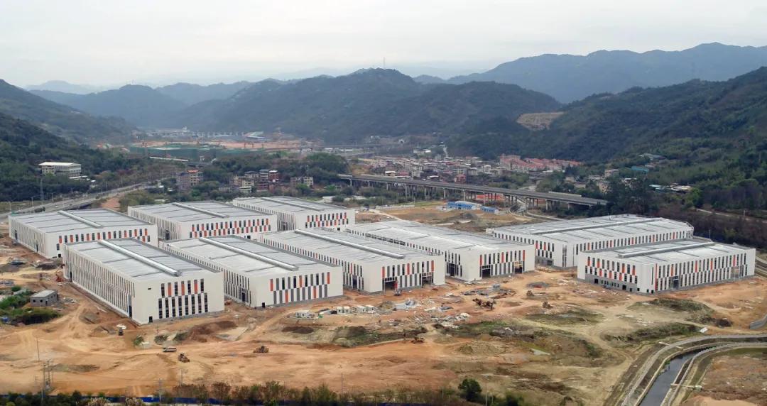 龙岩未来城又一项目迎来新进展!投资30亿的龙井智能环保产品生产项目已全面封顶!