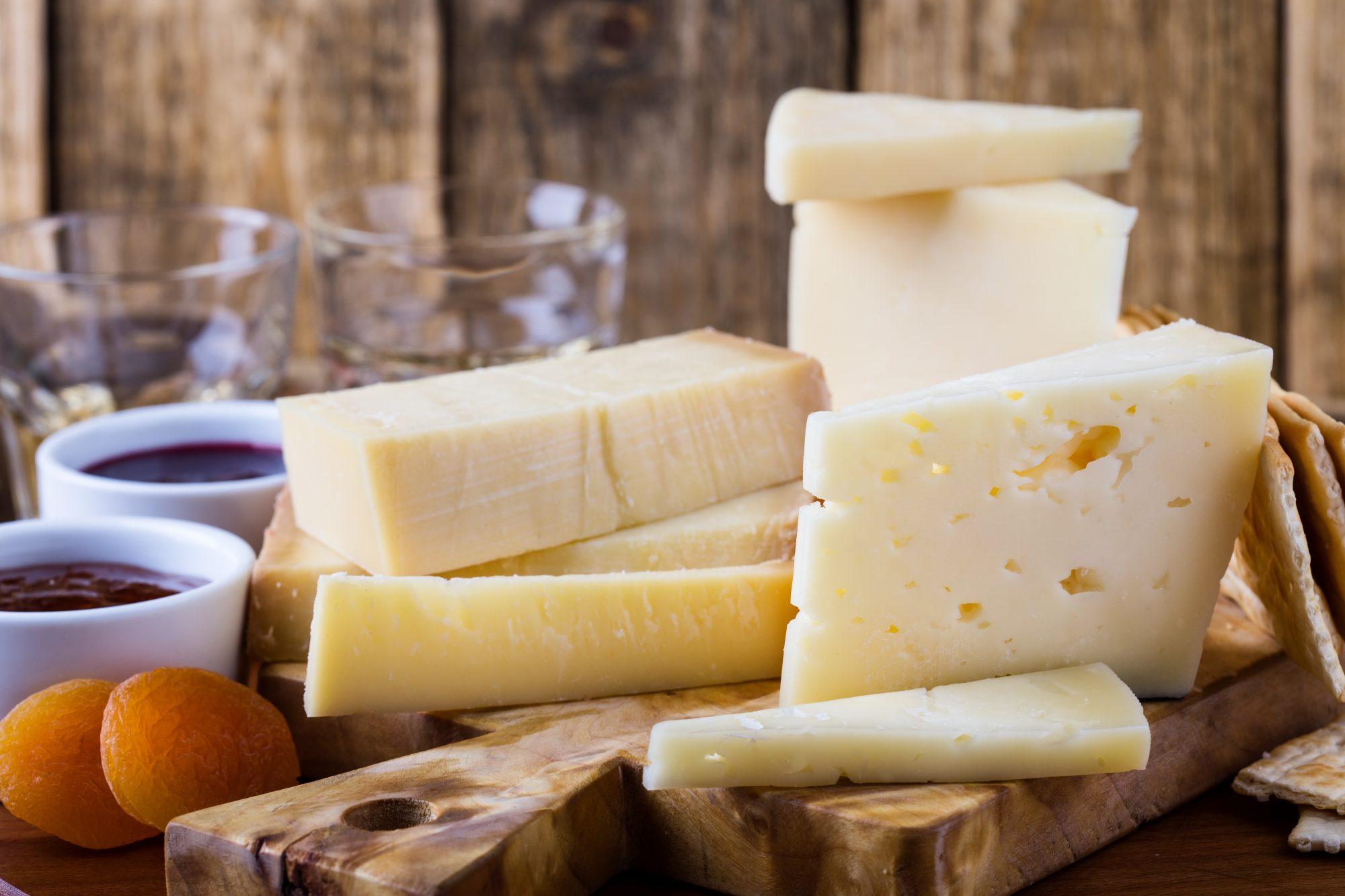 奶酪控/芝士控速来!原来奶酪还有这么多不为人知的知识