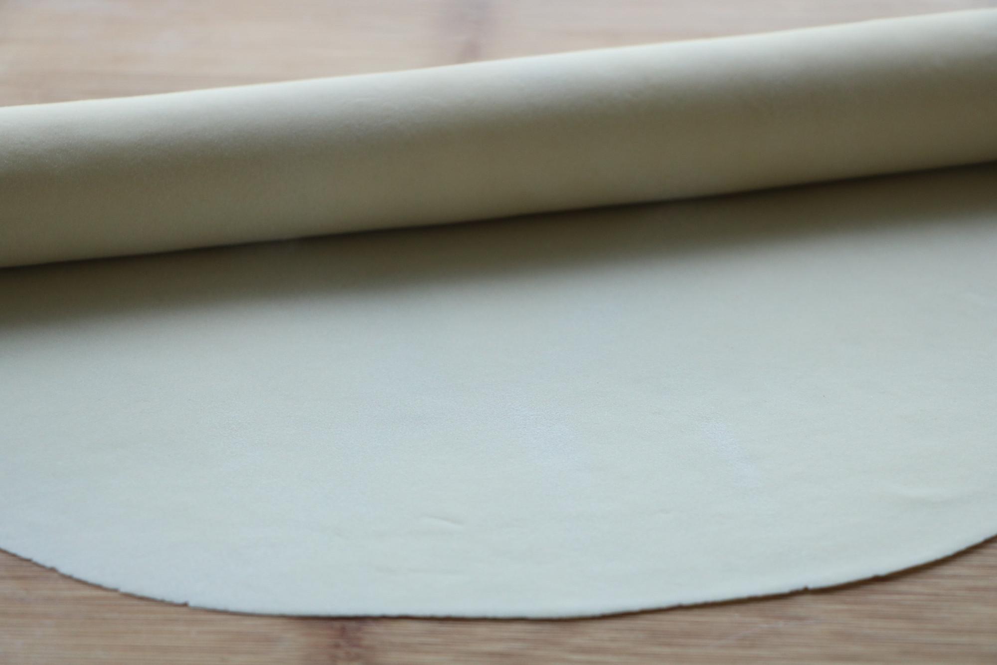 包菜還可以這樣吃,皮薄餡大,金黃酥脆,一人吃一盤都不膩,香
