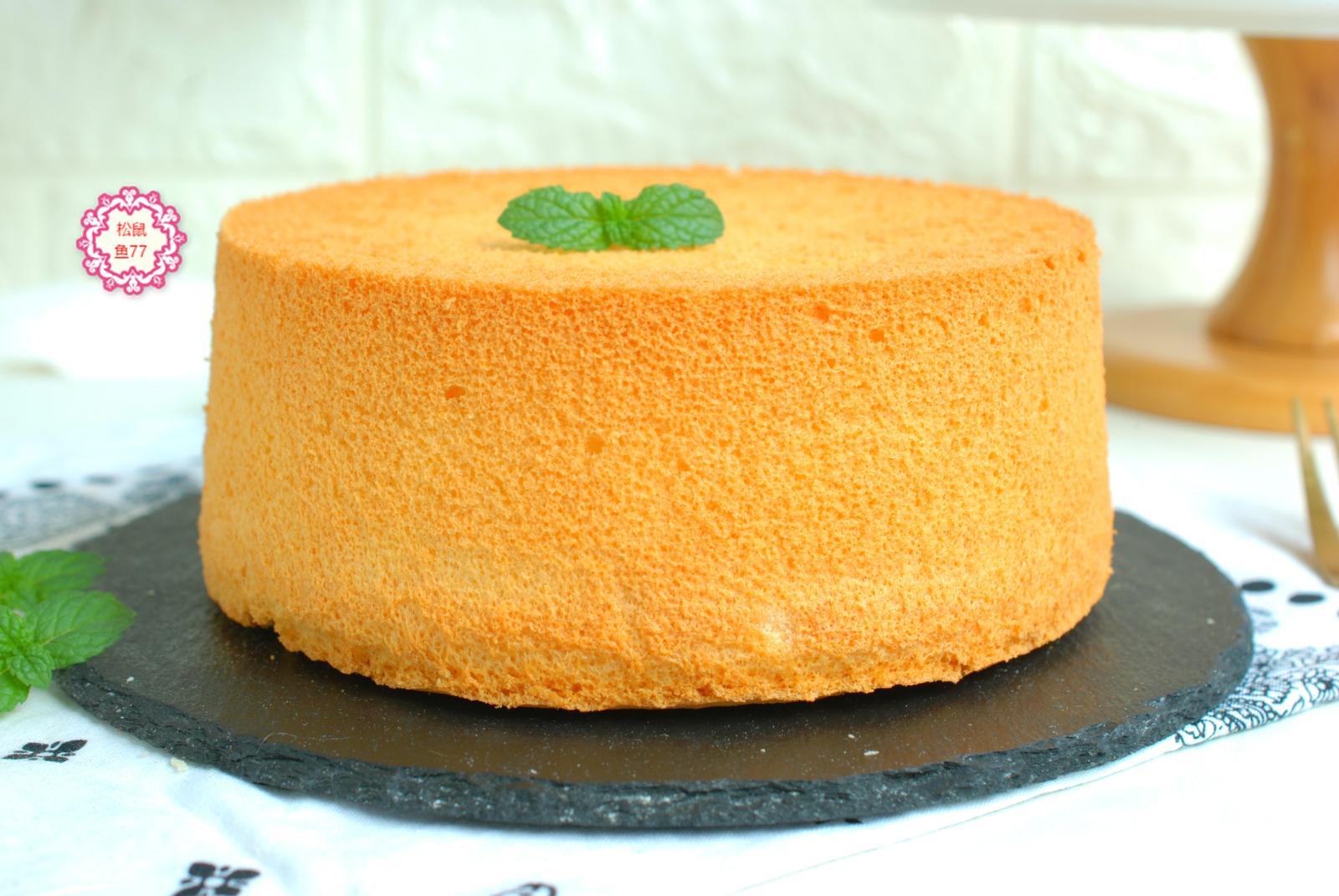 做戚風蛋糕,我只用一個方子,次次都成功,簡單好記,一看就會