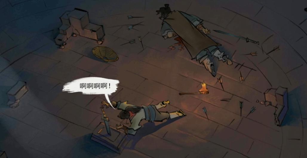 身怀绝技偷尽宝物,却为徒弟身死?武侠游戏中令人心碎的恩师
